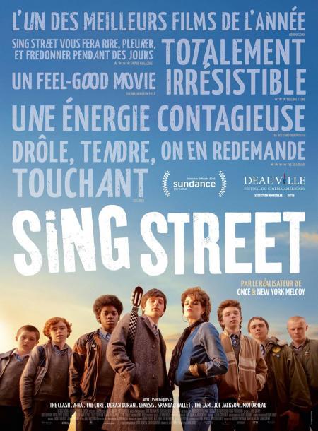 Sortie Vidéo de «Sing Street» : La naissance d'un groupe de rock dans le Dublin des 80's