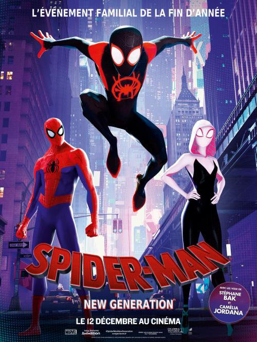 «Spider-Man : New Generation» : Une toile pour les fans de comics et les geeks