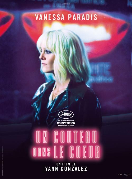 Interview avec Yann Gonzalez, réalisateur de «Un Couteau dans le Cœur» avec Vanessa Paradis
