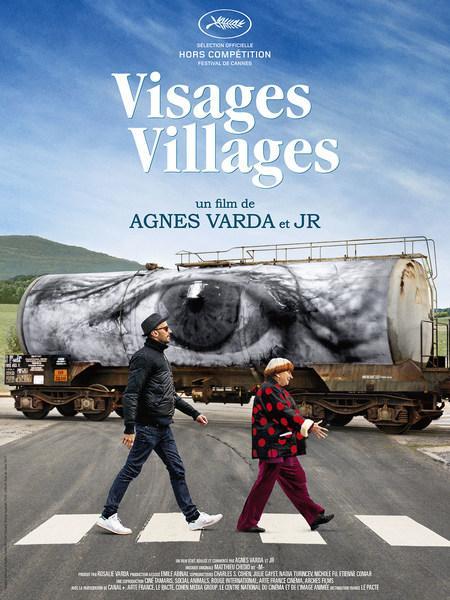 Agnès Varda & JR – «Visages Villages»