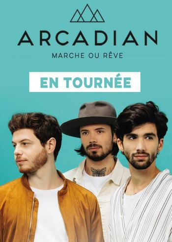 Arcadian – Marche ou rêve