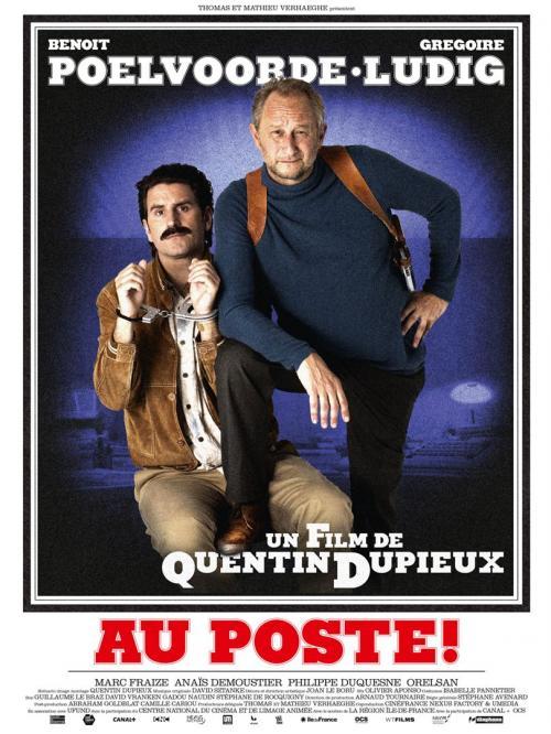 Au poste ! – Avant-première en présence du réalisateur Quentin Dupieux