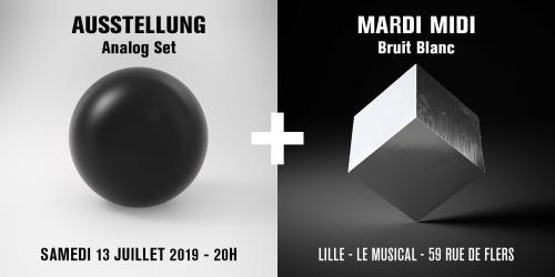 Ausstellung + Mardi Midi à Fives