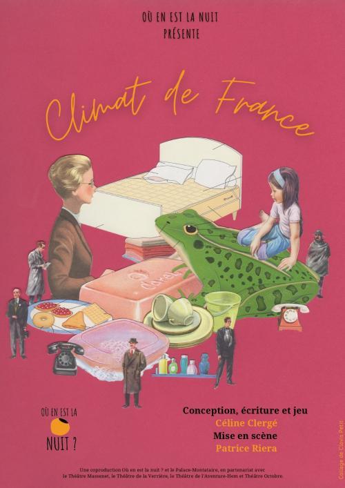 Climat de France – La première au Théâtre de la Verrière