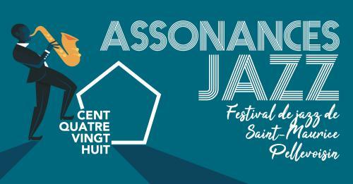 Assonances Jazz #4 : 3 soirées, 3 lieux