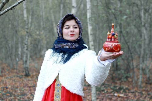 Zima – contes d'hiver russes
