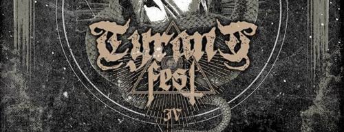Tyrant Fest #4, le festival noir