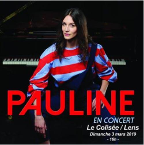 Pauline au Colisée