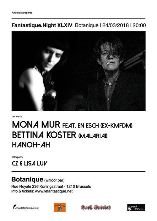 Mona Mur & En Esch + Bettina Köster