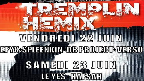 Tremplin Hemix, 2ème édition au Bar Live
