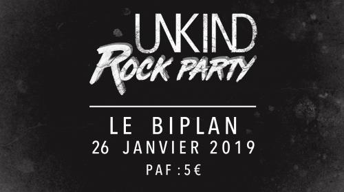 Unkind Rock Party