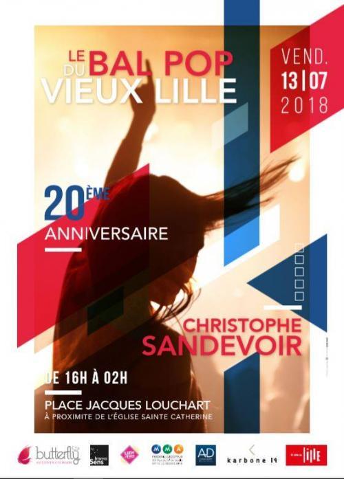 Le Bal Pop du Vieux Lille – 20e anniversaire