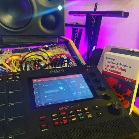 Beats & Politics, le podcast d'Usmar qui mêle musique et philo