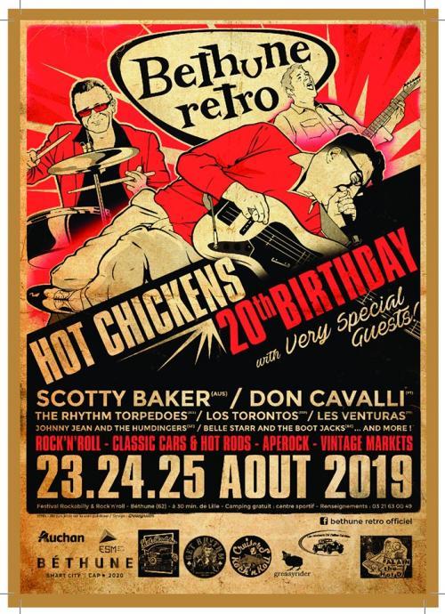 Festival Béthune Rétro