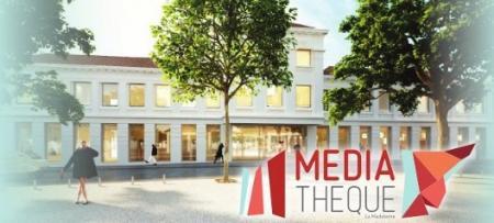 Médiathèque de la Madeleine