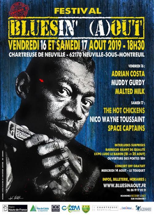 Festival de Blues : le Bluesin'(a)oût