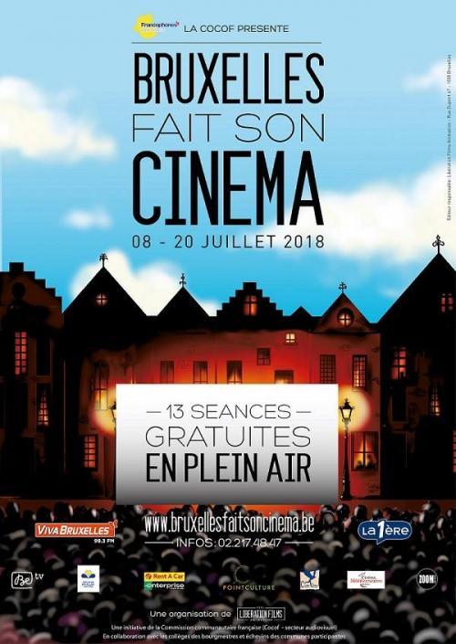 Bruxelles fait son cinéma 2018