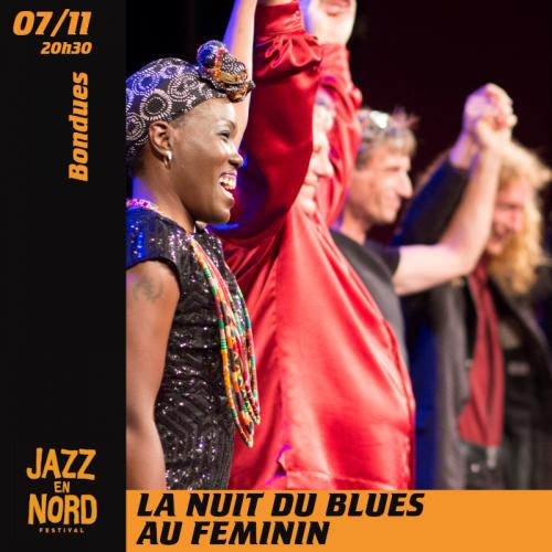 La Nuit du blues au féminin