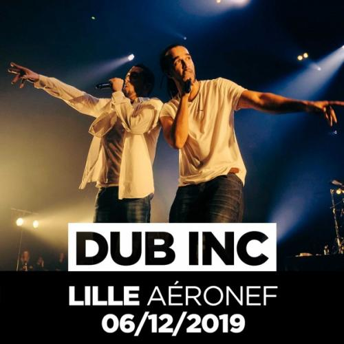 Dub Inc à l'Aéronef