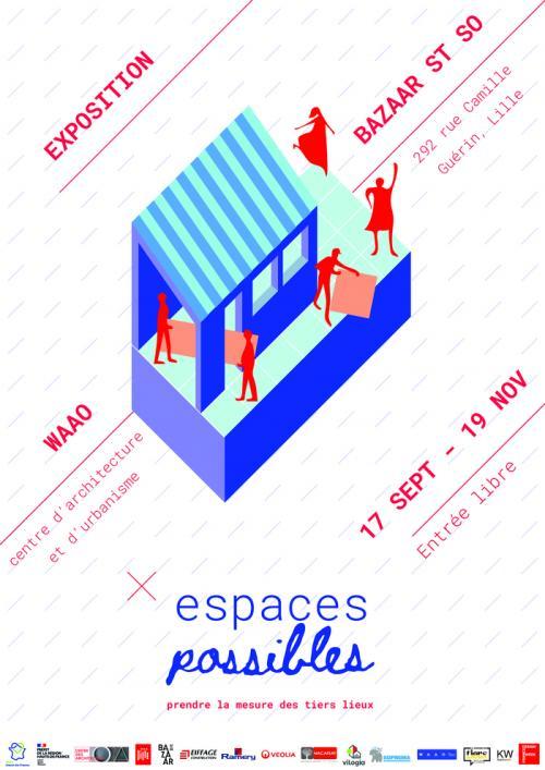 Espaces Possibles : prendre la mesure des tiers-lieux