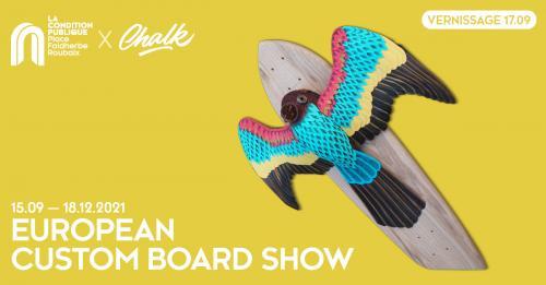 European Custom Board Show – une sélection de boards customisées