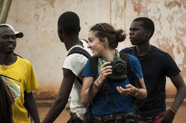 «Camille» : Récit d'une guerre oubliée et hommage à une jeune photographe disparue