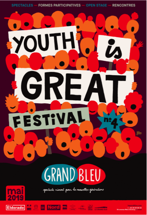 Youth is Great au Grand Bleu