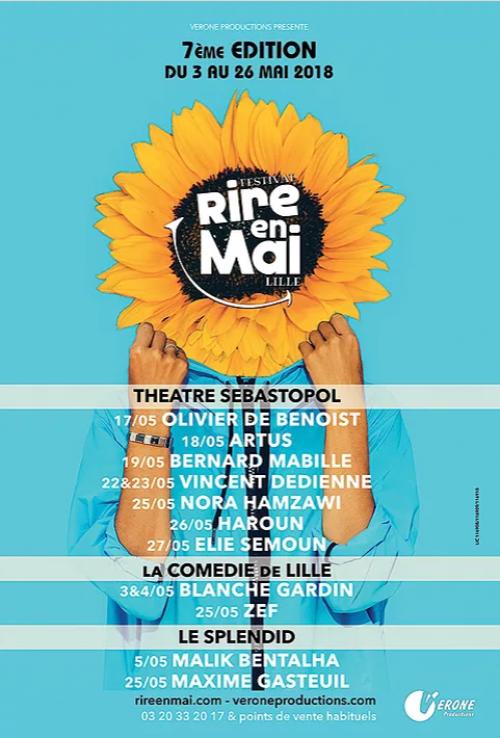 Festival Rire en Mai 2018
