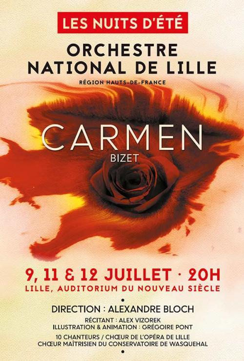 Carmen, l'opéra-comique de Bizet