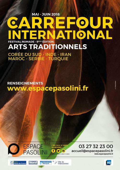 Festival Carrefour International 2018