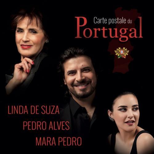Carte Postale du Portugal au Théâtre Sébastopol