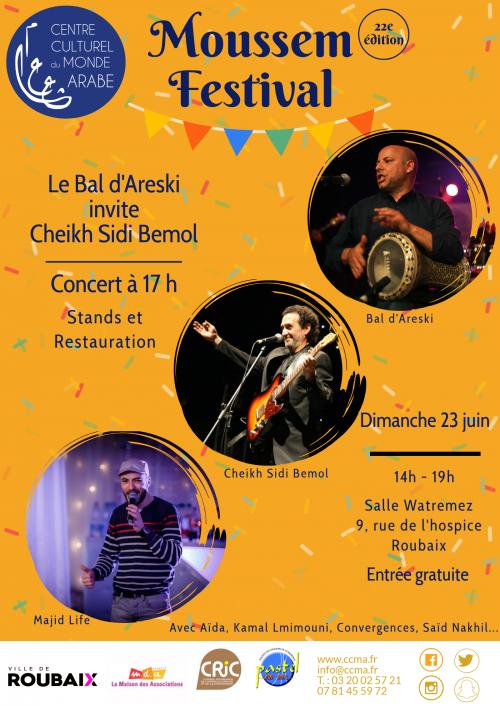 Moussem Festival CCMA