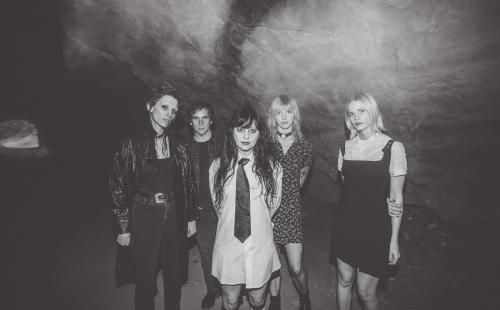Death Valley Girls + Warmduscher