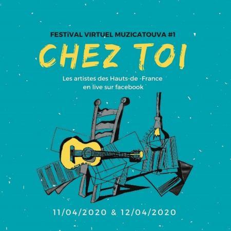 Chez Toi, le festival virtuel des artistes des Hauts-de-France