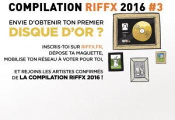 3ème édition du concours RIFFX