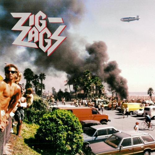 Zig Zags + Mercure