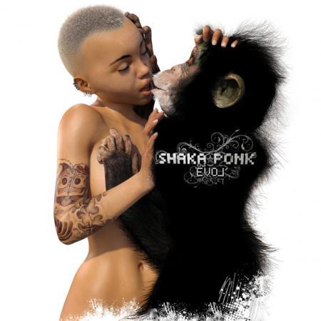 Shaka Ponk «The Evol'»