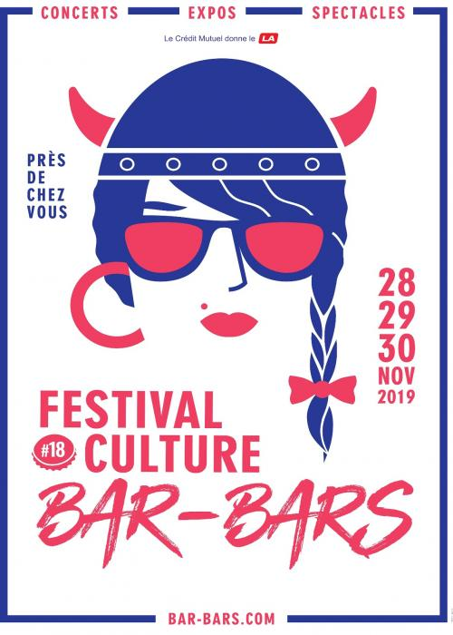 Festival Culture Bar-Bars au Bar Parallèle