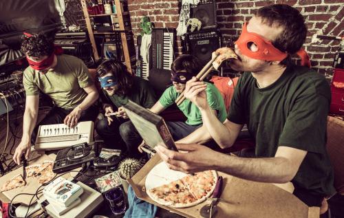 Ultimate Bits Battle : Les Tortues Ninjas