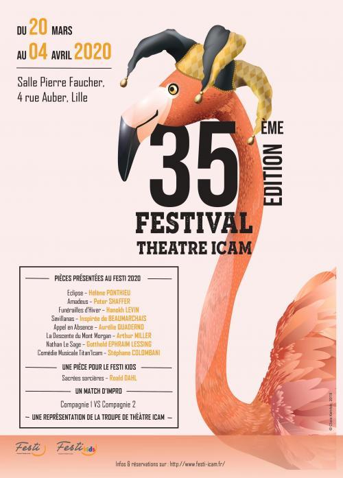 Festival de Théâtre Amateur – Festi'icam