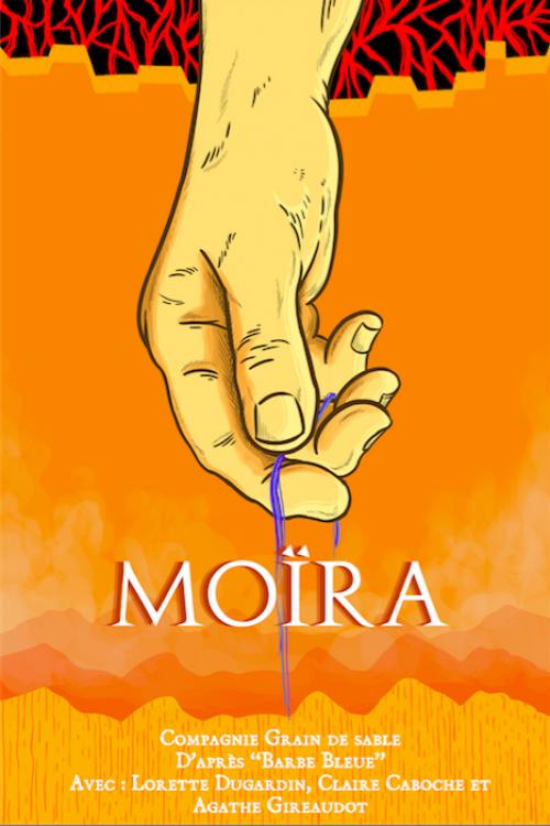 Moïra – Grain de sable
