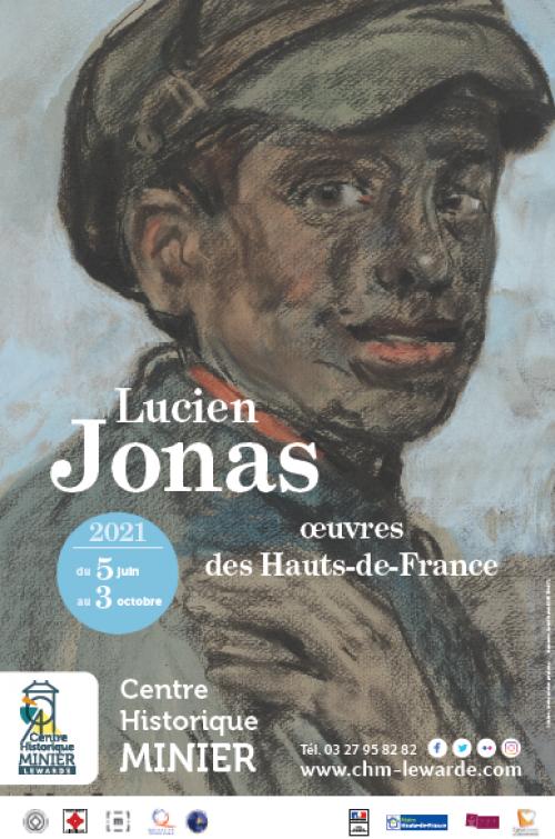Lucien Jonas, œuvres des Hauts-de-France
