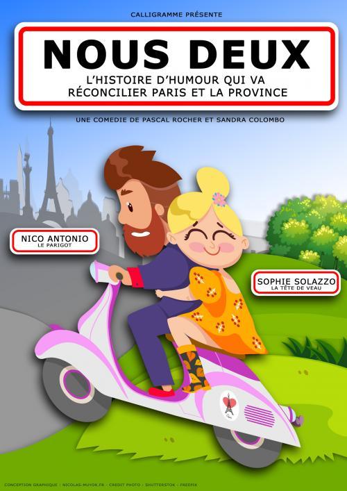 Nous deux, l'histoire d'humour qui va réconcilier Paris et la province