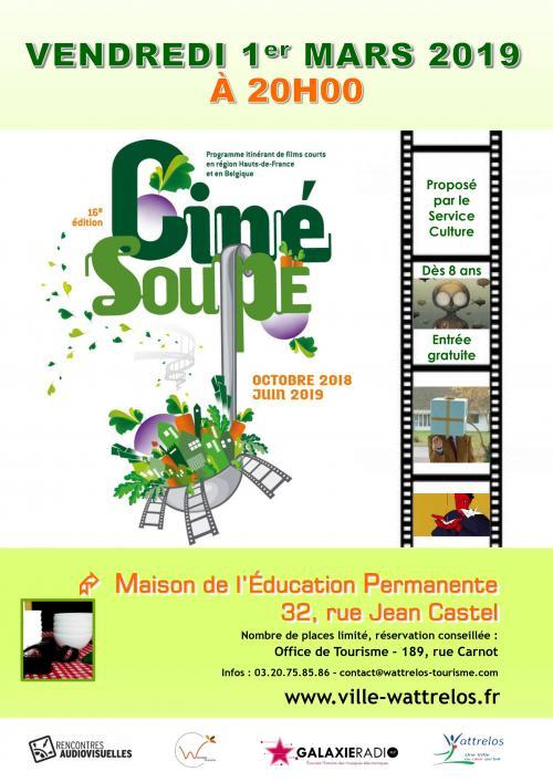 Ciné Soupe