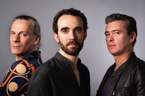 Yeliz Trio en concert