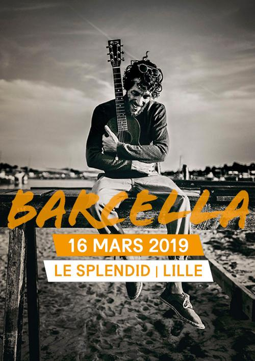 Barcella + Romain Bertaga