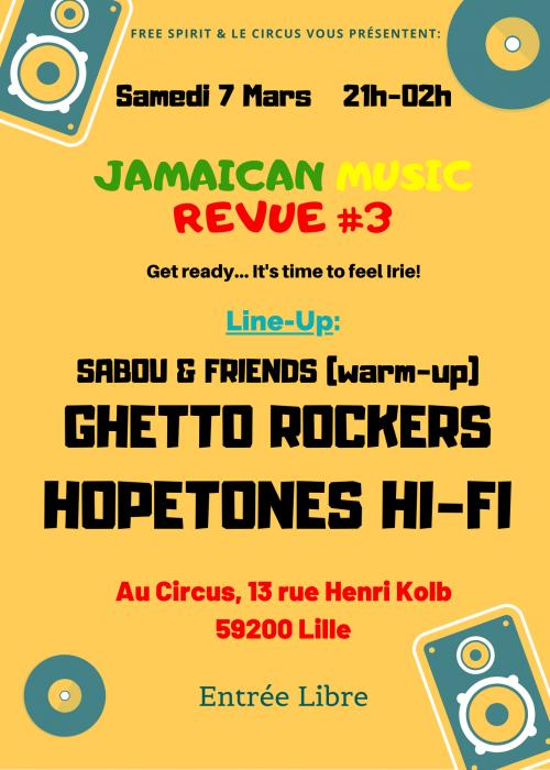 Jamaican Music Revue #3
