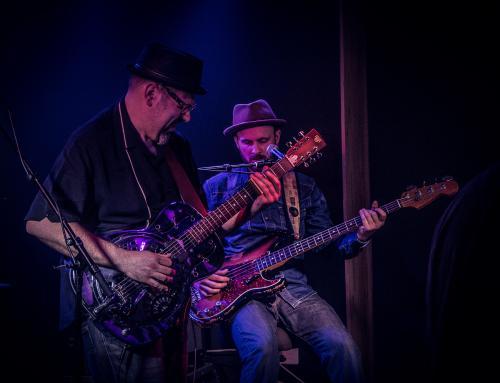 Electric Blues Trio