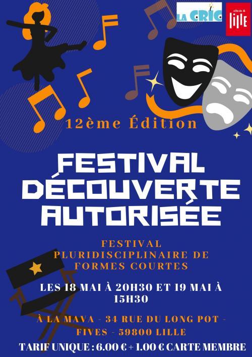 Festival Découverte Autorisée