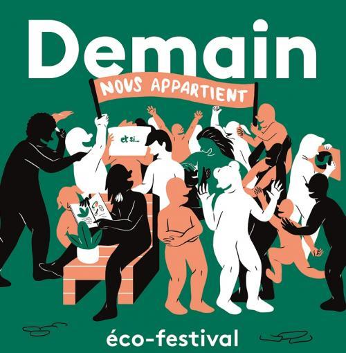 """L'éco-festival """"Demain"""" se déroule finalement sur les réseaux sociaux"""